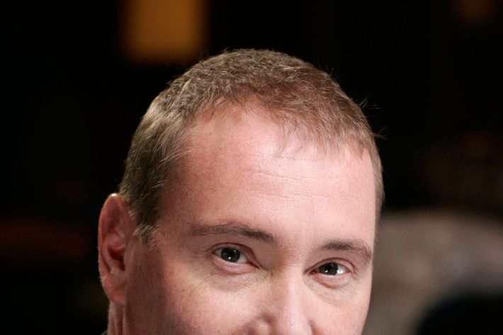 """Jeffrey Gundlach, founder and chief executive officer of Doubleline Capital LP, poses during an interview at the Beverly Hills Hotel in Beverly Hills, California, U.S., on Wednesday, Oct. 20, 2010. Gundlach, the lone bond manager to beat Bill Gross in the past 5, 10 and 15 years, said there won't be any """"new normal"""" to guide investors until policy makers repair the damage caused by the financial crisis."""