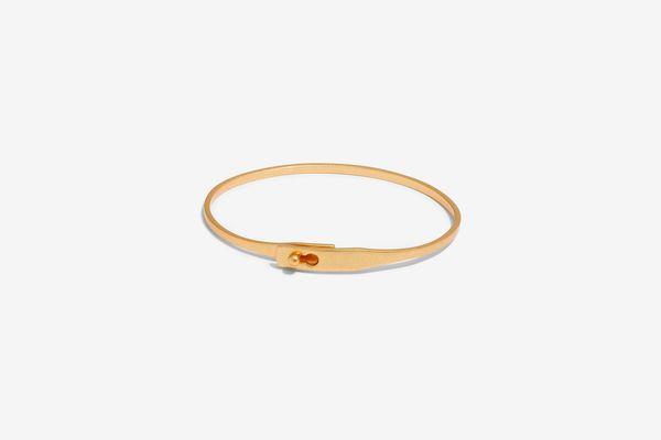 Madewell Delicate Glider Bangle Bracelet
