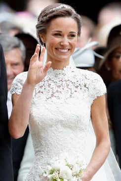 Pippa Middleton Wedding Reception Details