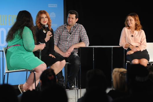 Vulture Festival Presents:  Difficult People Screening & Discussion With Amy Poehler, Julie Klausner And Billy Eichner