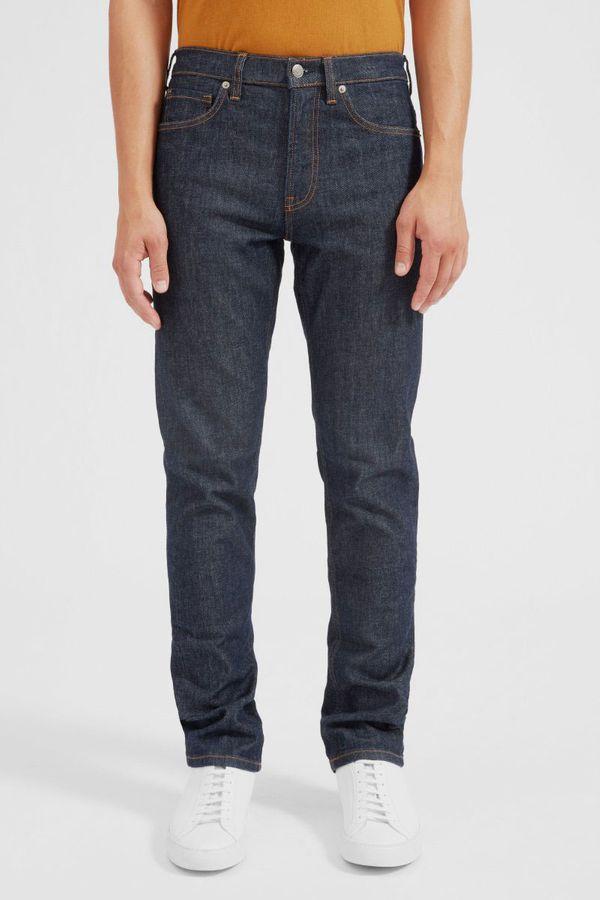 Everlane Straight Leg Indigo Jean
