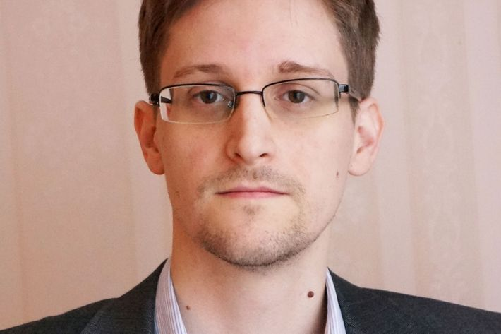 Hey, look, it's not the photo of Edward Snowden that you're used to