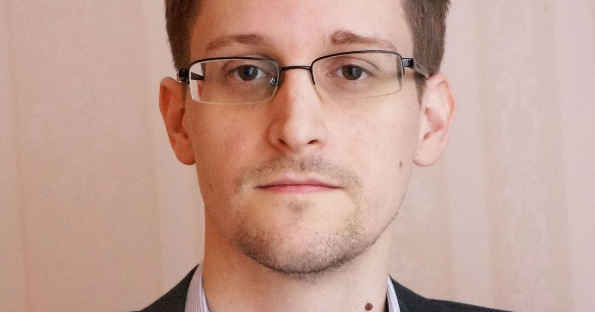 Is Edward Snowden Just Fishing for Compliments Now?