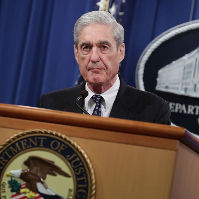 What Have We Learned About Special >> Robert Mueller S Statement Everything We Learned