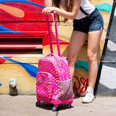 9 Best Rolling Backpacks 2018 4160f159e62d5