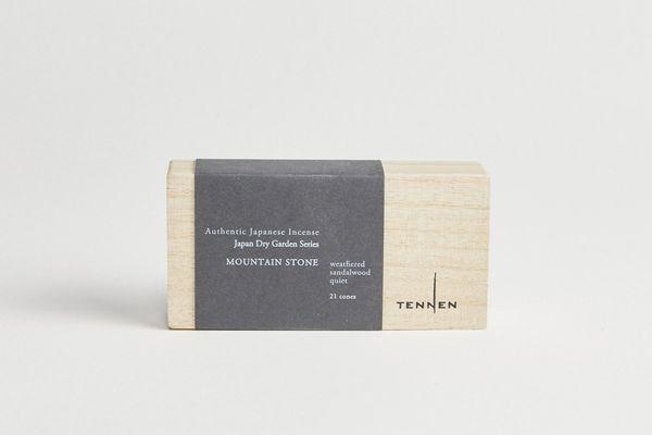 Tennen Mountain Stone Cone Box