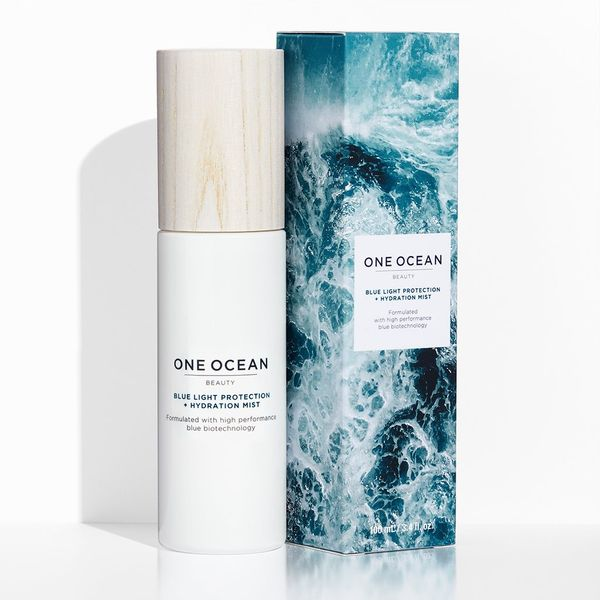 One Ocean Beauty Blue Light Protection Hydration Mist