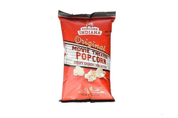 Popcorn Indiana Movie Theater Popcorn, 4-Pack