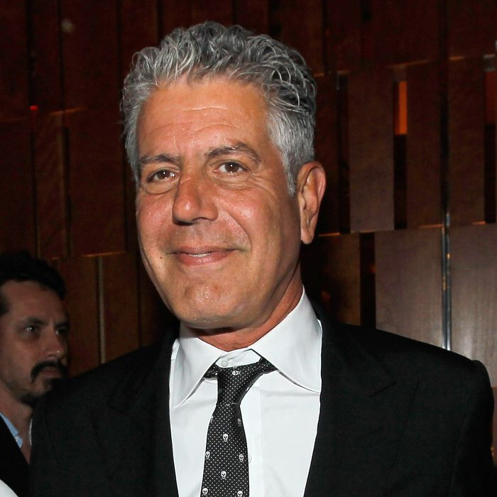 Consider your bus boy, says Bourdain.