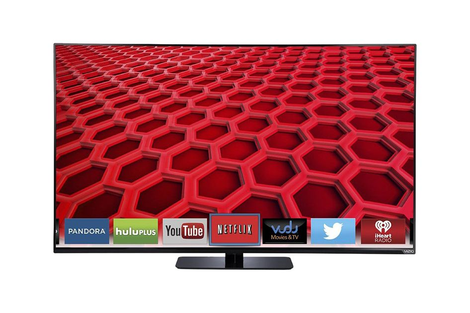 VIZIO E600i-B3 60-Inch 1080p LED Smart TV