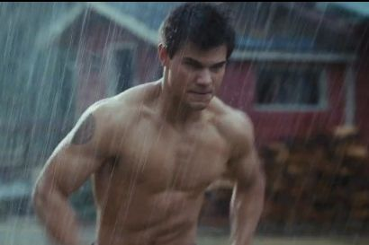 Taylor Lautner Twilight 1