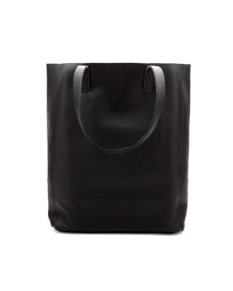 Cuyana Leather Tote.