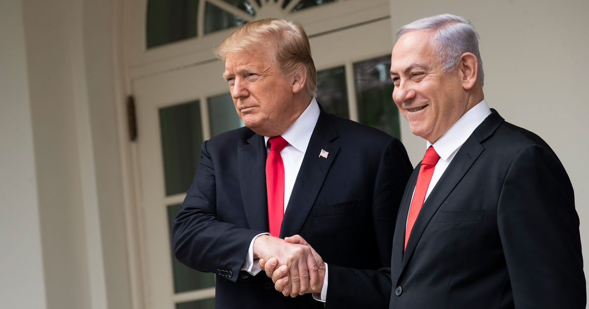 Trump's Israel Settlement Shift Is About What's Good for Him