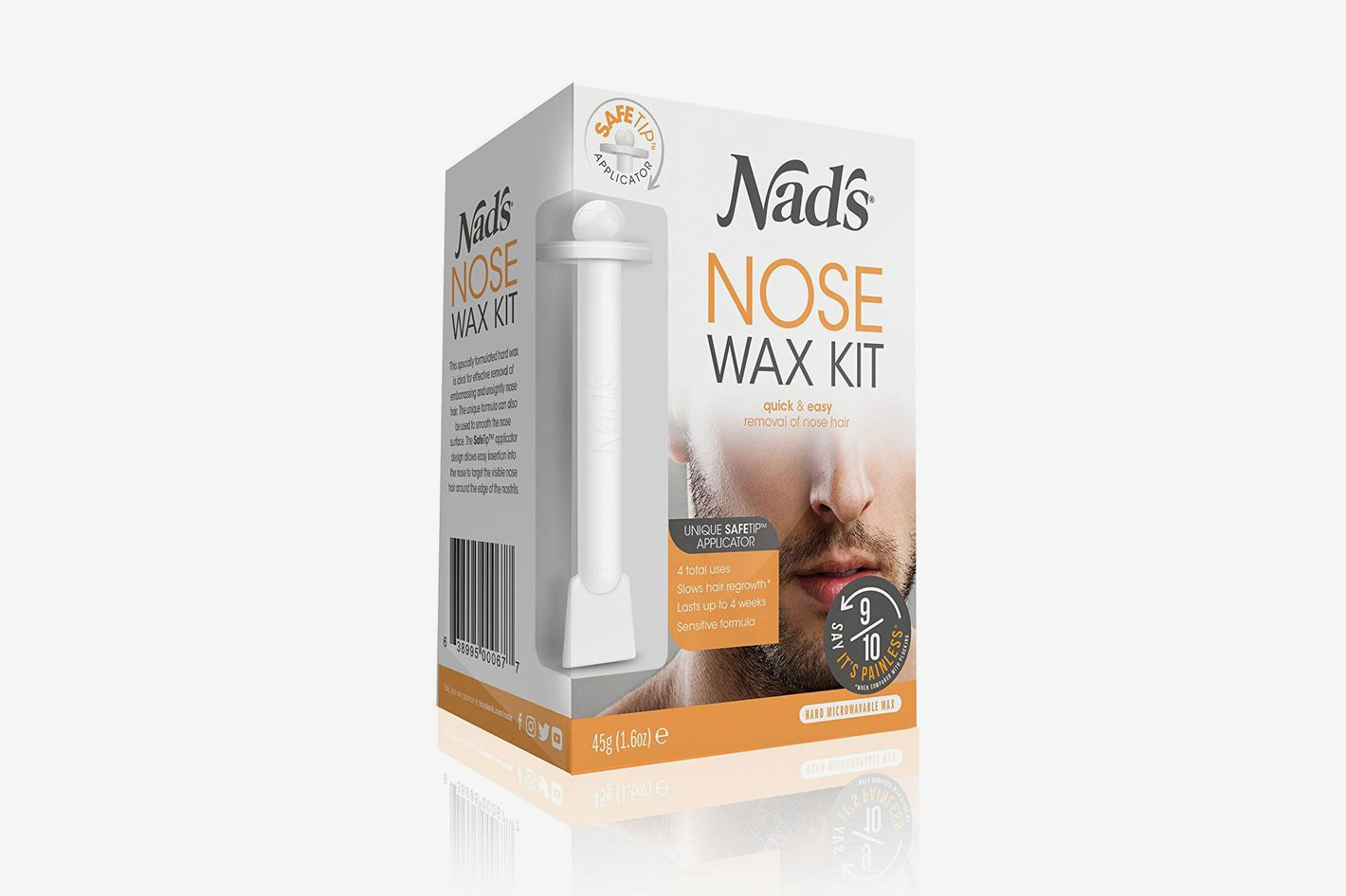 NAD's Nose Wax for Men & Women