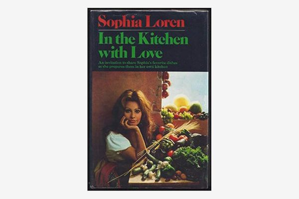 In the Kitchen with Love by Sophia Loren