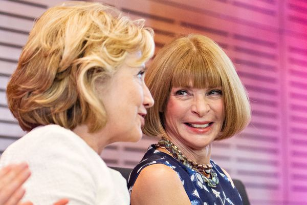 Report: Wintour Is Behind HRC's Campaign Looks