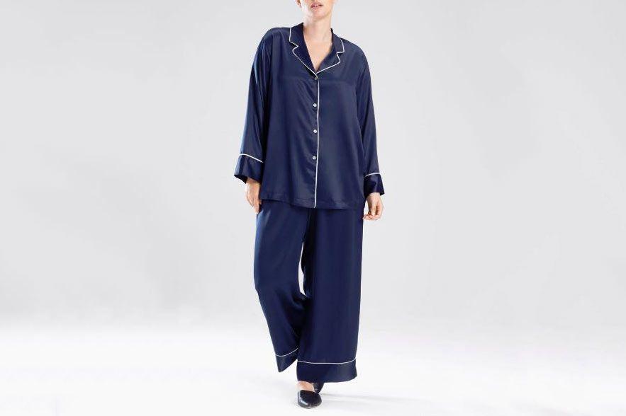 Natori Feathers Satin Essentials Pajamas