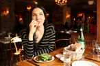 Sloane Crosley Ingests Many Oysters, Drinks Unknown Quantities of Maker's Mark on New Year's
