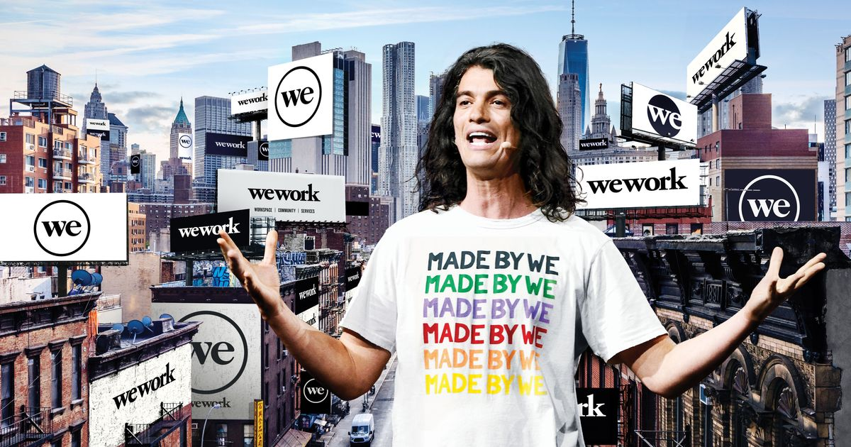 How Did WeWork's Adam Neumann Build a $47 Billion Company?