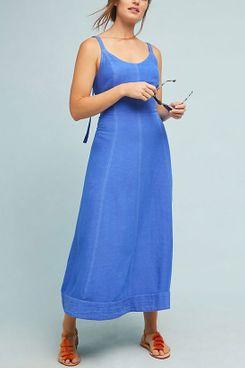 Maeve Elseby Lace-Up Dress