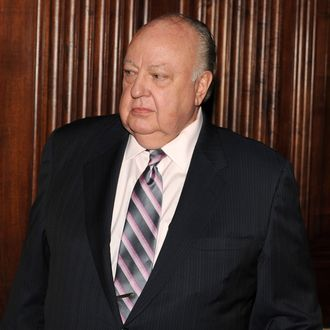Roger Ailes==MONICA CROWLEY's