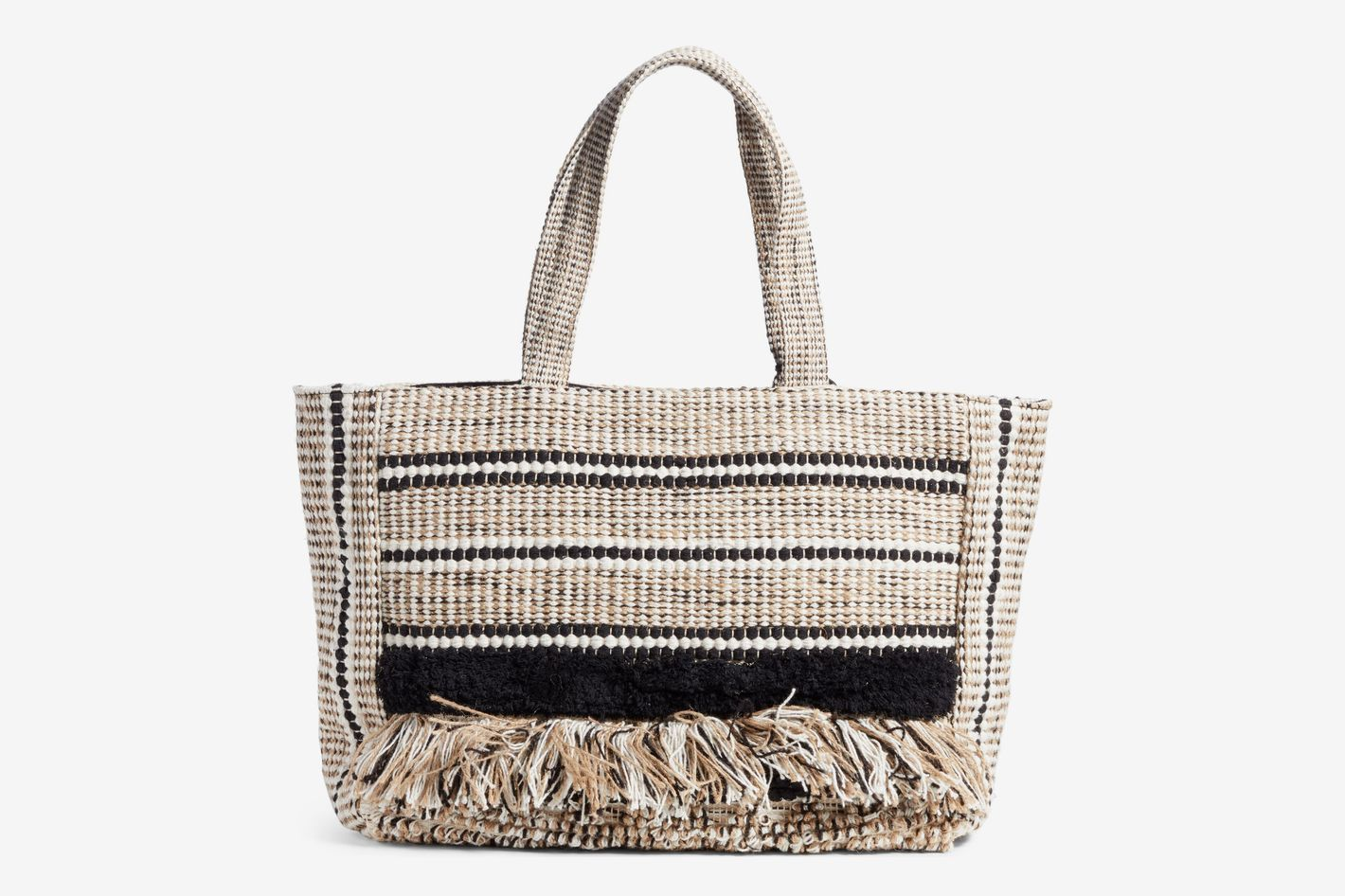 113f69f1e Amuse Society Carried Away Woven Weekend Tote