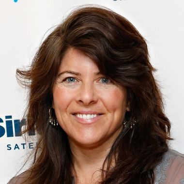 Author Naomi Wolf visits the SiriusXM Studios on October 8, 2012 in New York City.
