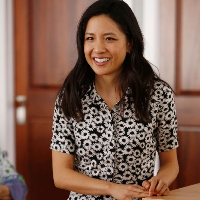 Constance Wu as Jessica.