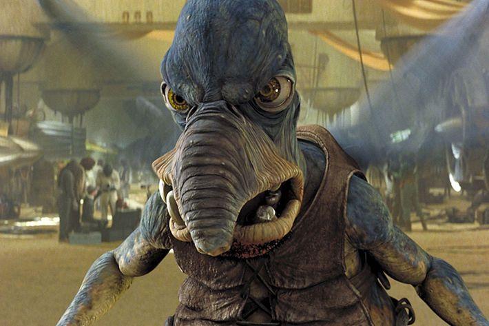 Star Wars 1 Charaktere