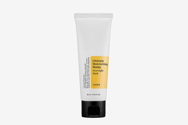 Corsx Overnight Honey Mask