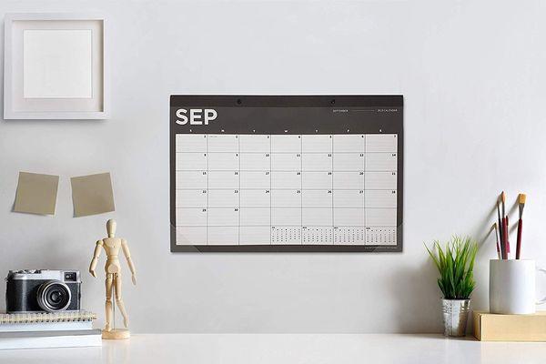 MINAMORATA Monthly Planner 2019-2020 (Sep 2019 - Dec 2020): 20