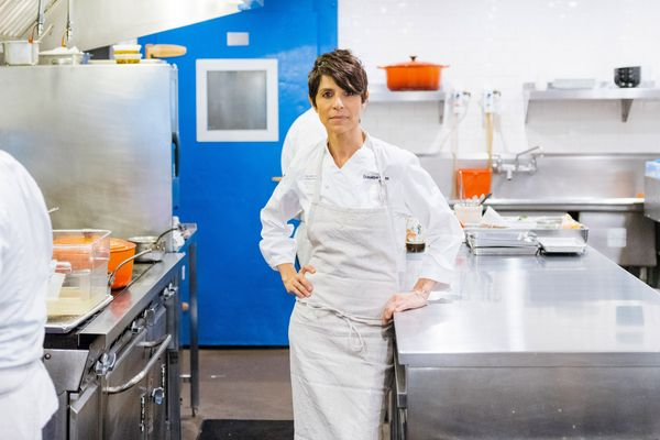 Dominique Crenn Wins This Year's 'Best Female Chef' Award — Here's How She Feels About It