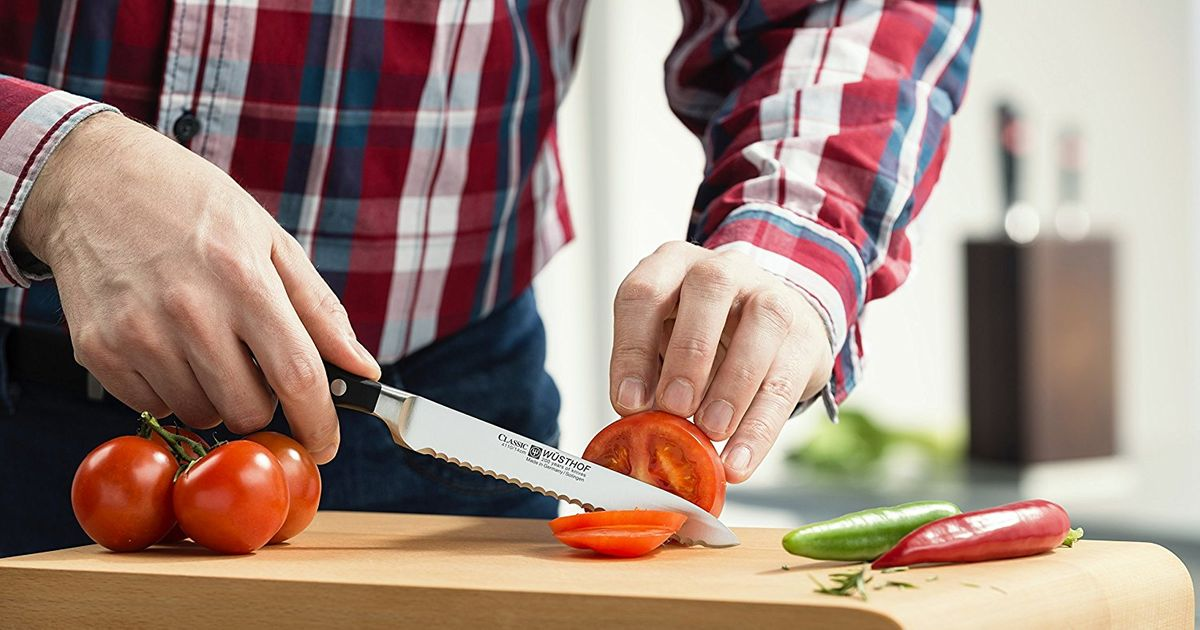 The Best Kitchen Knives on Amazon, According to Hyperenthusiastic Reviewers