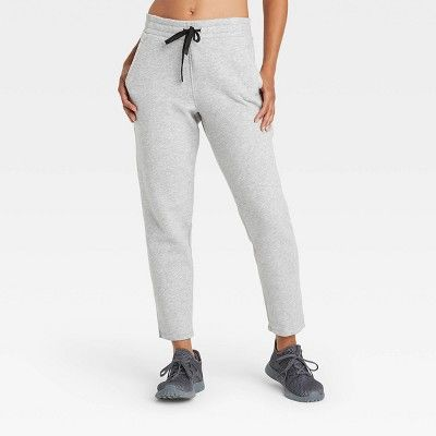 Target All in Motion Women's Cotton Fleece Pants