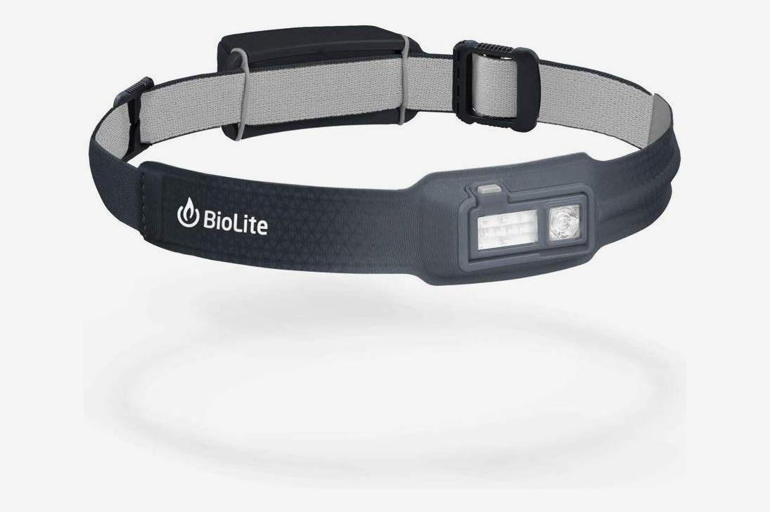 BioLite HeadLamp 330 Lumen No-Bounce Rechargeable Headlight