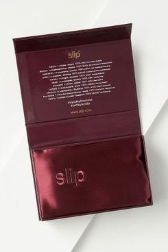 Slip Plum Queen Silk Pillowcase