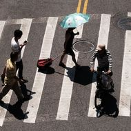 New York City Under Heat Alert Issued By National Weather Service