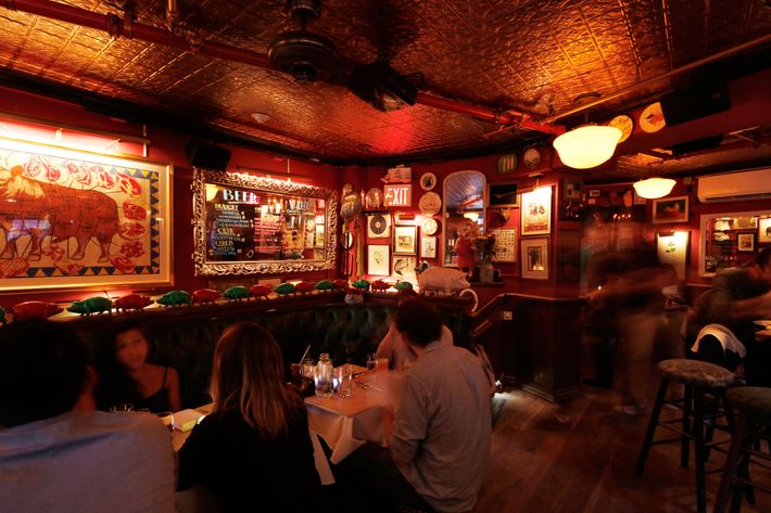 The absolute best late night food in nyc for Late night restaurants