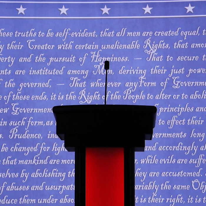 what time is the presidential debate tonight - photo #23
