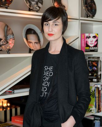 Erin O'Connor.