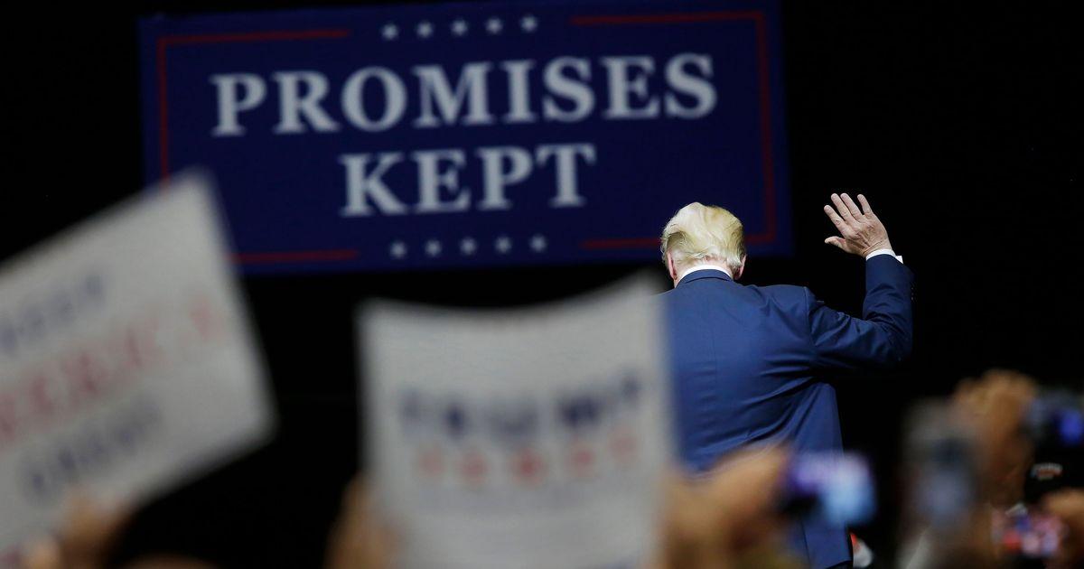 Trump Has Now Broken Every One of His Economic Populist Promises