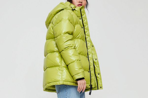 Tna The Super Puff Goose-down Puffer Jacket