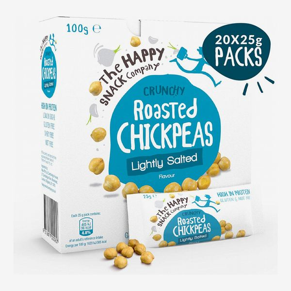 The Happy Snack Company Roasted Chickpeas