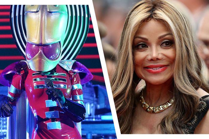 The Alien is … LaToya Jackson?