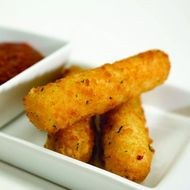 McDonald's Will Keep America Fat by Offering $1 Mozzarella Sticks