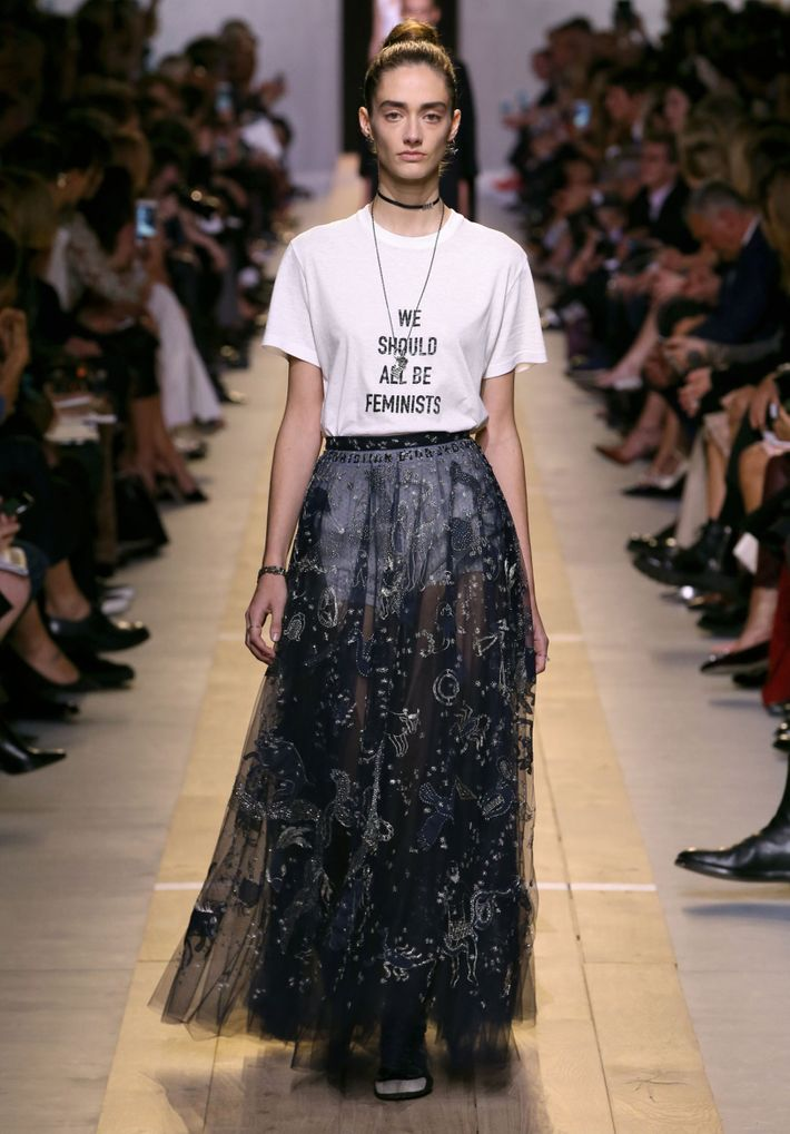 2cf44a29e Proceeds from Dior's Iconic T-Shirts Will Now Go To Charity