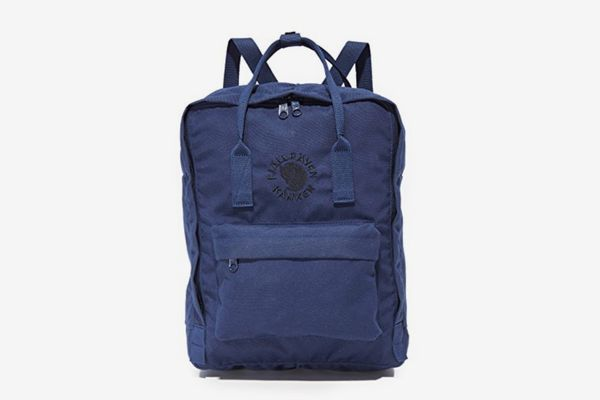 Fjällräven Re-Kanken Backpack in Midnight Blue