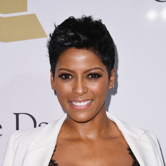 where is tamron hall