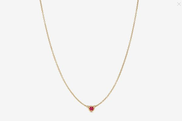 Tiffany & Co. Elsa Peretti Color by the Yard Pendant