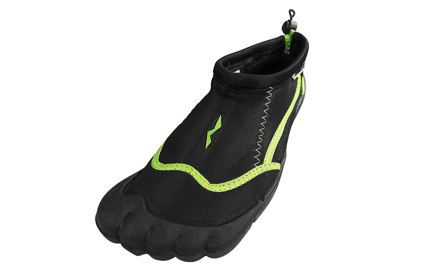 Toe Shoes Diving